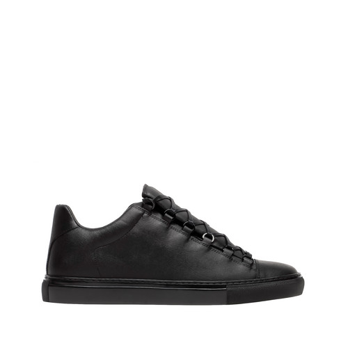Balenciaga Denim Effect Low Sneakers