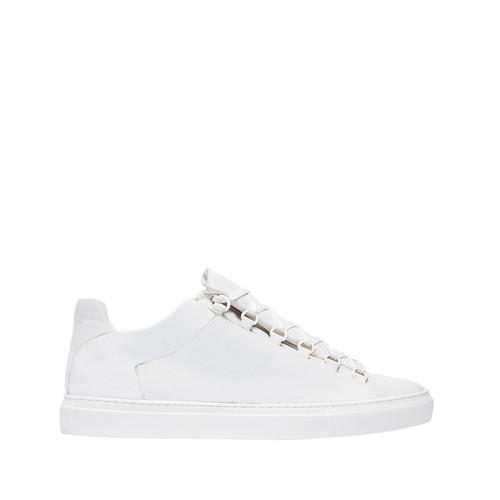 Balenciaga Denim Effect Low Sneakers