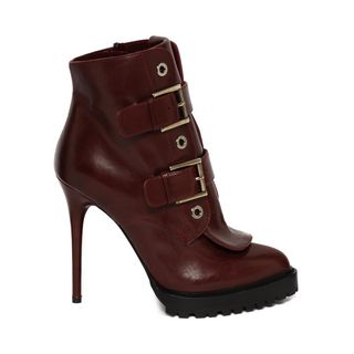 ALEXANDER MCQUEEN, Boots, Military Ankle Boot