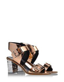 Sandals - McQ Alexander McQueen