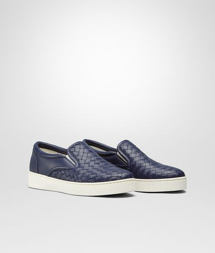 ATLANTIC INTRECCIATO NAPPA SLIP-ON SNEAKER