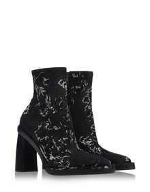 Ankle boots - ANN DEMEULEMEESTER