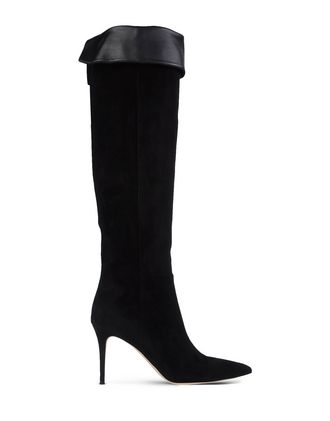 GIANVITO ROSSI Bottes et bottines Cuissardes on shoescribe.com