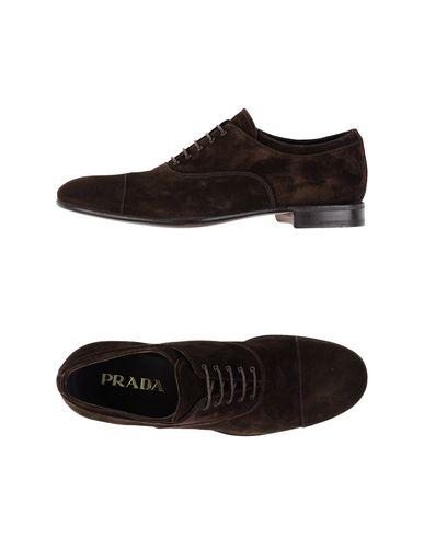 Обувь на шнурках PRADA 44845954WF