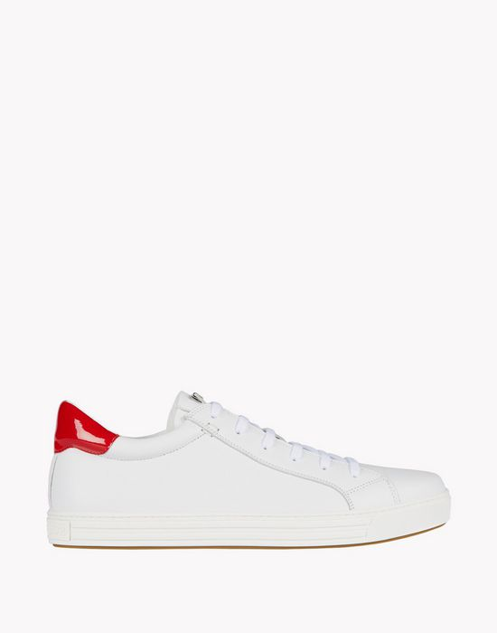 tennis club sneakers chaussures Homme Dsquared2