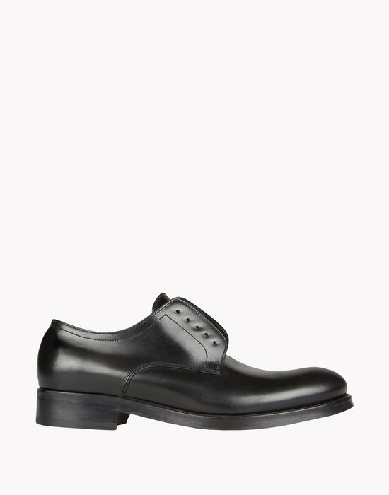 bobo leather loafers schuhe Herren Dsquared2