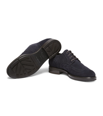 ERMENEGILDO ZEGNA: Laced Shoes  - 44854601WX