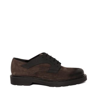 ALEXANDER MCQUEEN, Lace-up, Rubber Sole Derby Lace Up