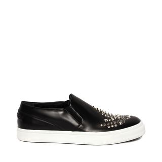 ALEXANDER MCQUEEN, Sneakers, Slip on Sneaker with Embellished Studs