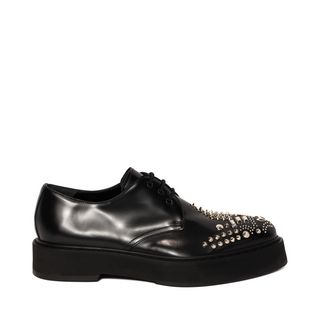 ALEXANDER MCQUEEN, Lace-up, Studded Lace Up