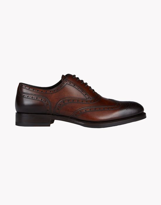 missionary laced up shoes Man Dsquared2