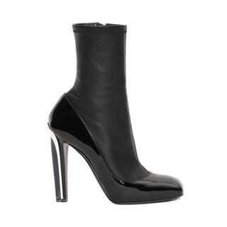 ALEXANDER MCQUEEN, Boots, Plexi Heel Ankle Boot