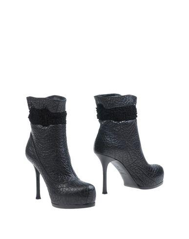 Полусапоги и высокие ботинки от YVES SAINT LAURENT RIVE GAUCHE
