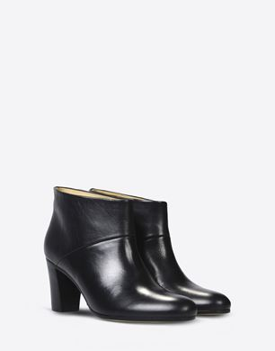 'Replica' calfskin ankle boots