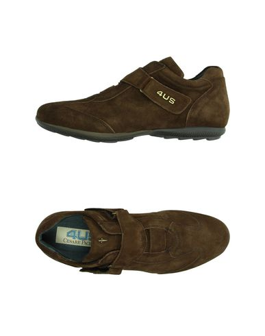 Низкие кеды и кроссовки CESARE PACIOTTI 4US 44880528SR