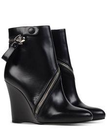 Ankle boots - ALEXANDER MCQUEEN