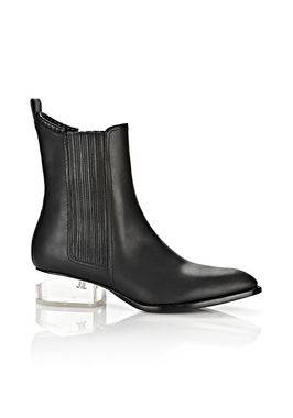 ANOUCK BOOT WITH LUCITE
