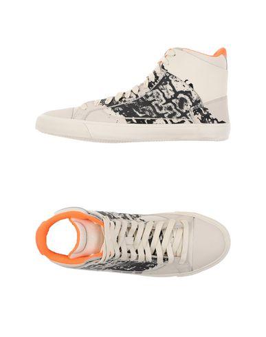 Высокие кеды и кроссовки MCQ PUMA 44893315LO
