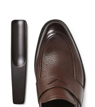 ERMENEGILDO ZEGNA: SHOE CARE Marron - 44894089VA
