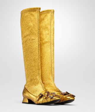 ORO ANTICO METALLIC CALF STRETCH BOOT
