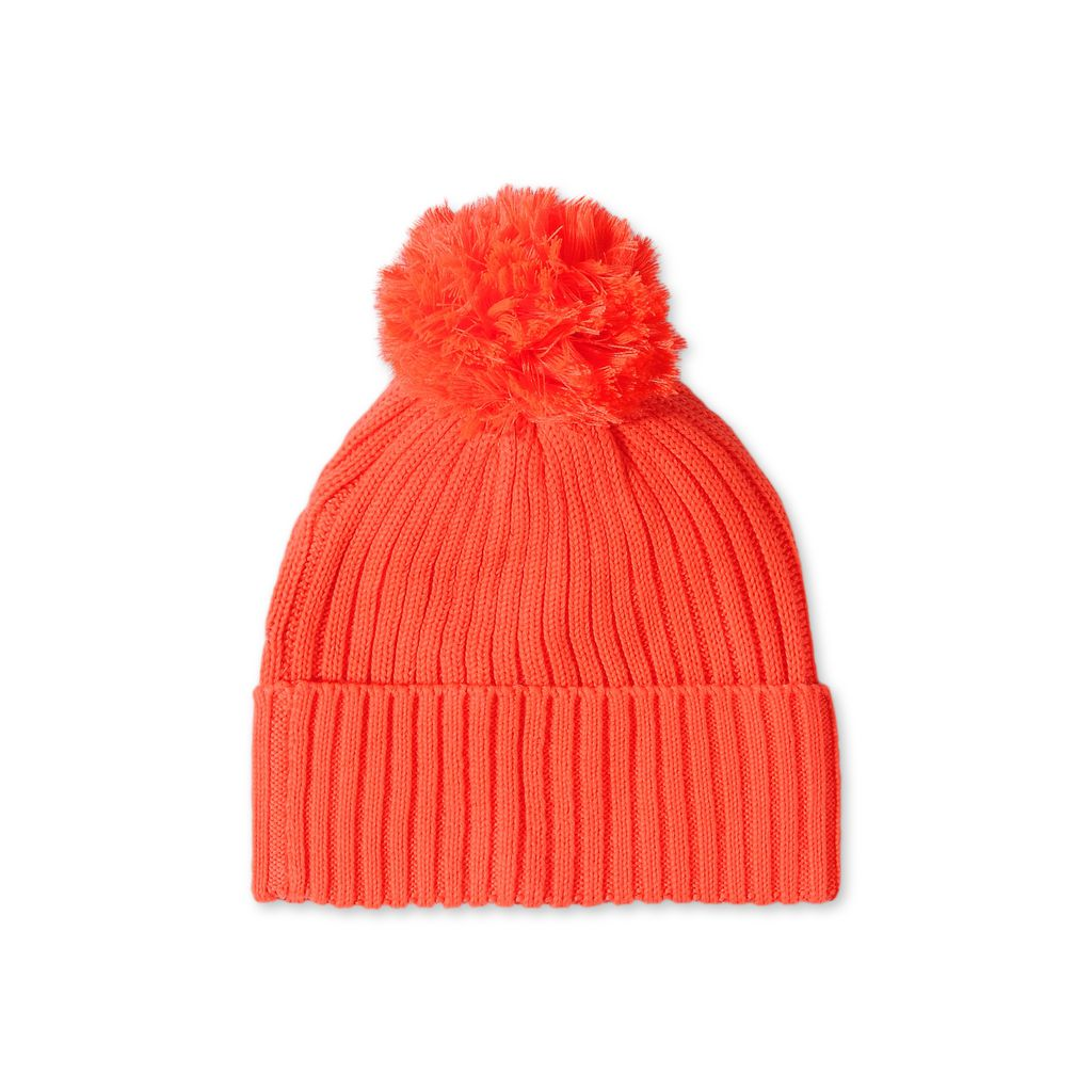Bonnet Tweedle orange