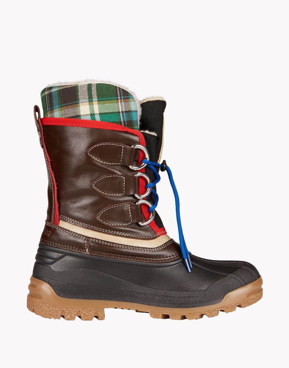 Dsquared2 Duck Snow Boots, Winter Boots Men - Dsquared2 Online Store