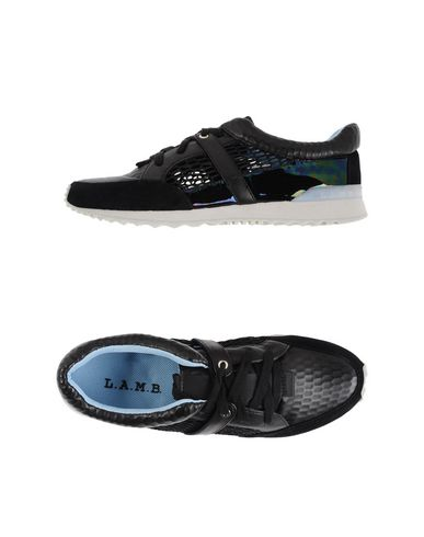Низкие кеды и кроссовки L.A.M.B. 44899767CV