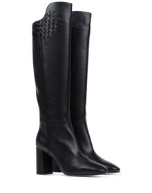 Over the knee boots - BOTTEGA VENETA