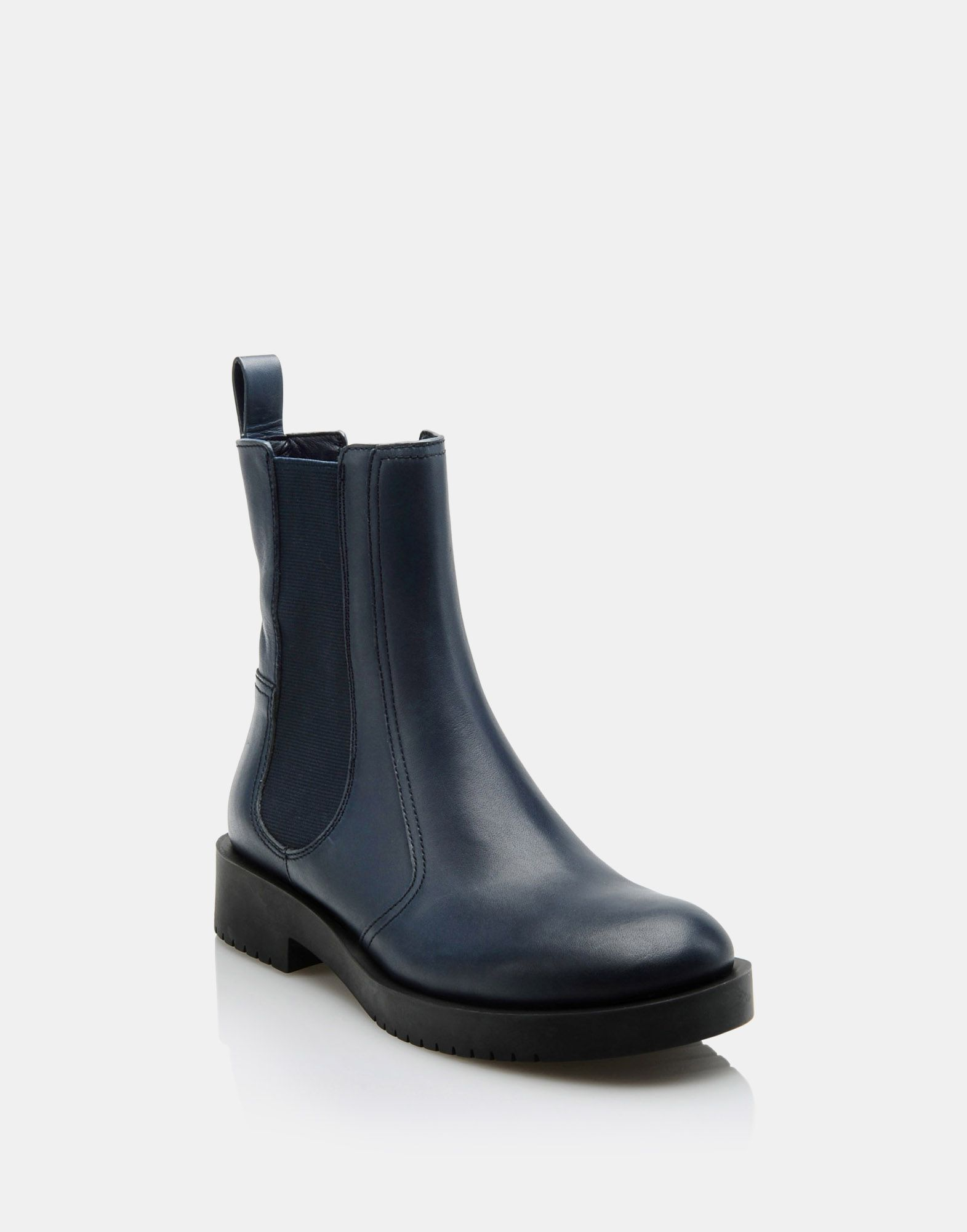 Jil Sander Leather ankle boots how much for sale choice cheap online outlet affordable order online sale buy 7EQKtfxt