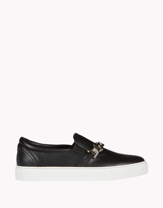 babe wire sneakers shoes Woman Dsquared2