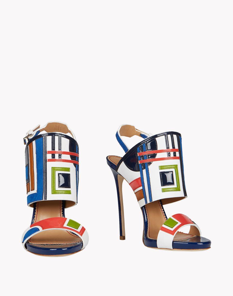 ocean drive sandals shoes Woman Dsquared2