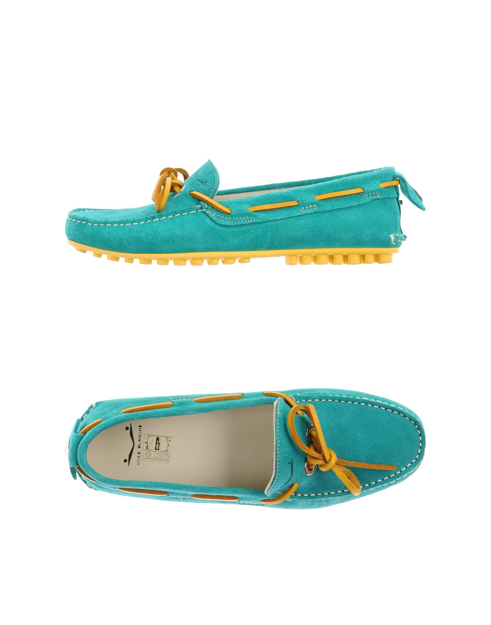 VOILE BLANCHE Moccasins