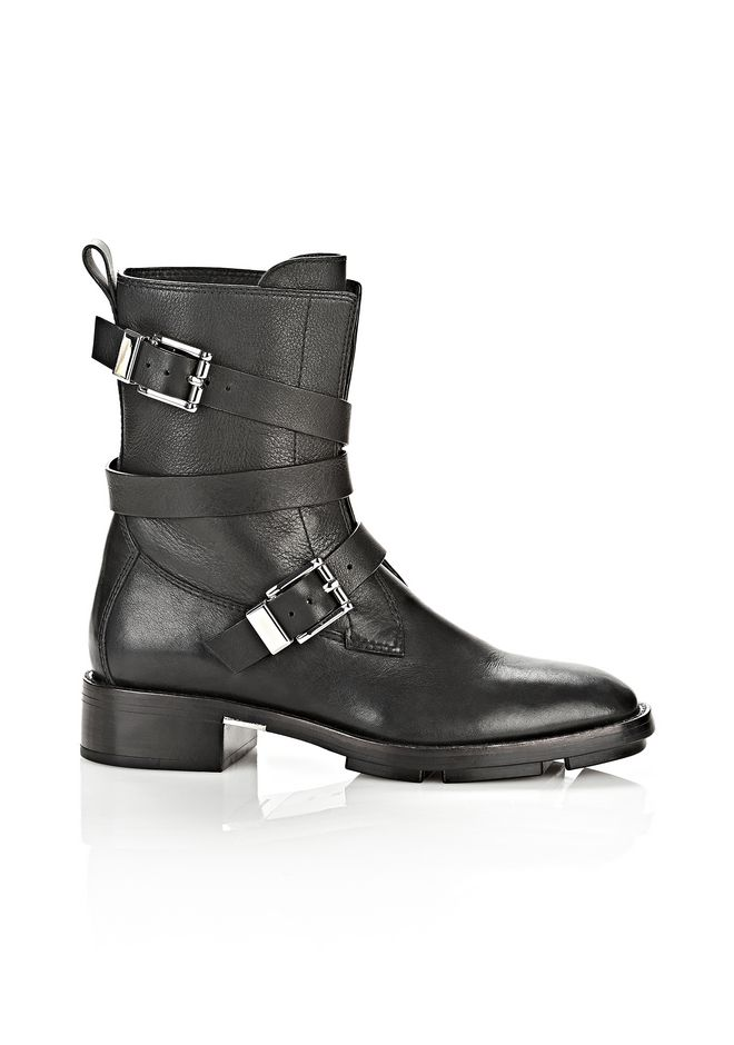 ALEXANDER WANG Boots Women LOUISE MOTORCYCLE BOOT
