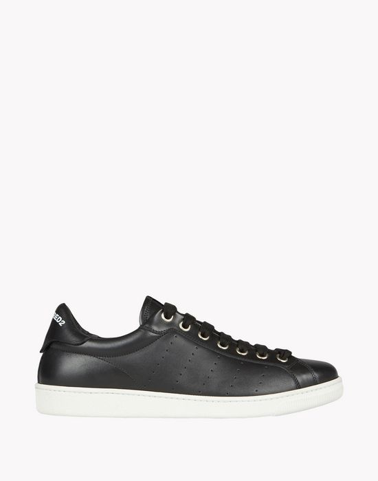santa monica sneakers chaussures Homme Dsquared2