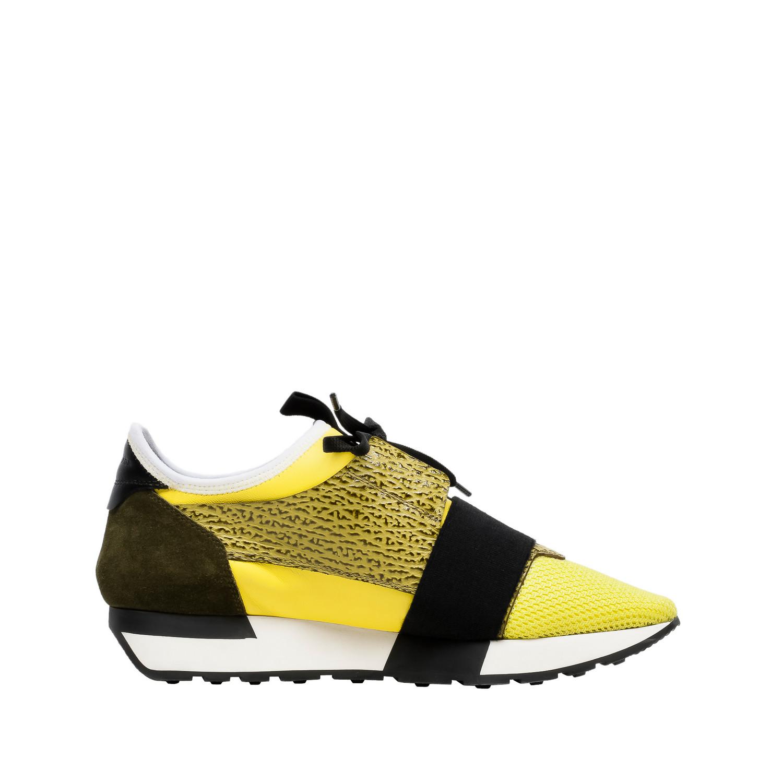 Balenciaga Race Runners - - Women's Race Shoes