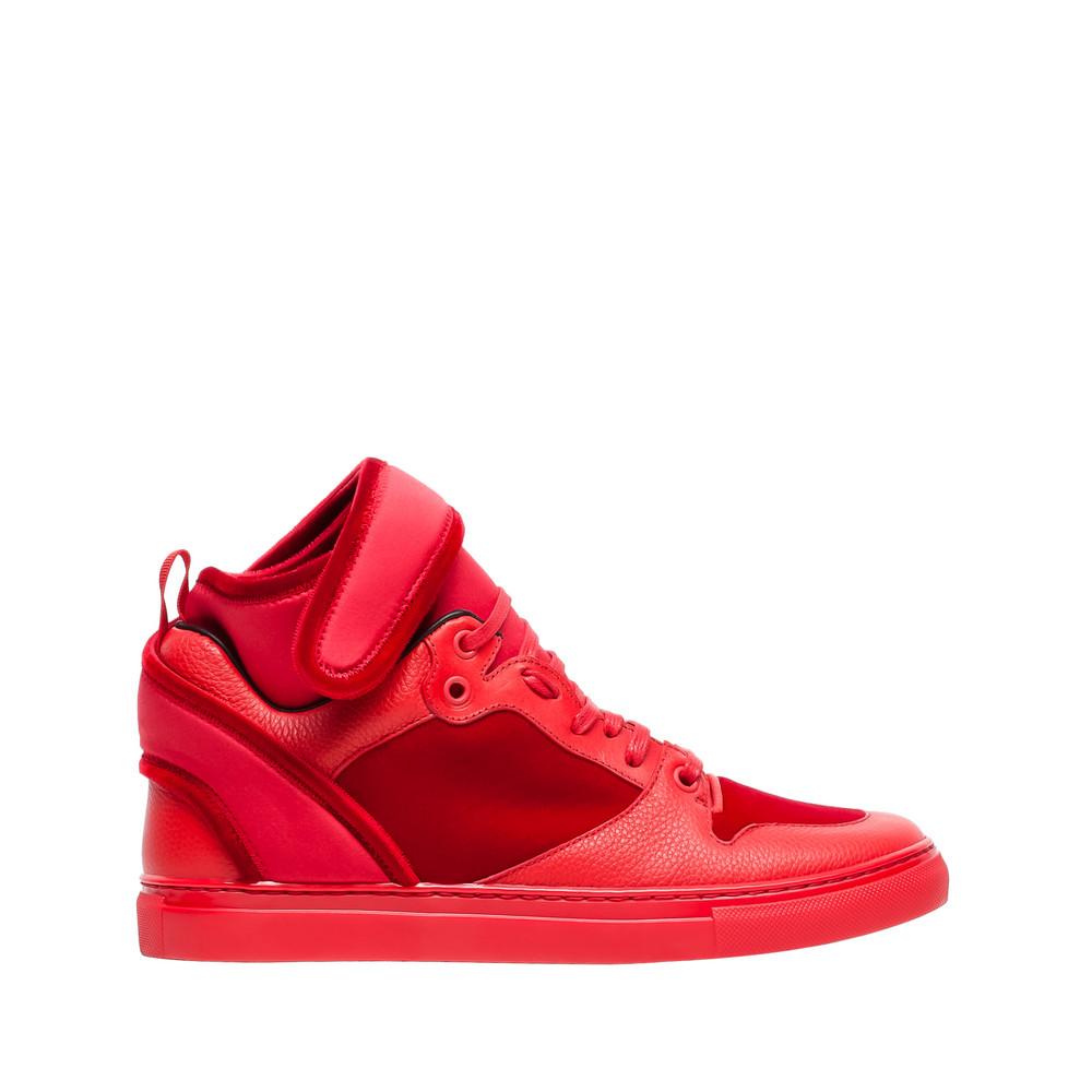 balenciaga balenciaga neoprene high sneakers women 39 s sneaker. Black Bedroom Furniture Sets. Home Design Ideas