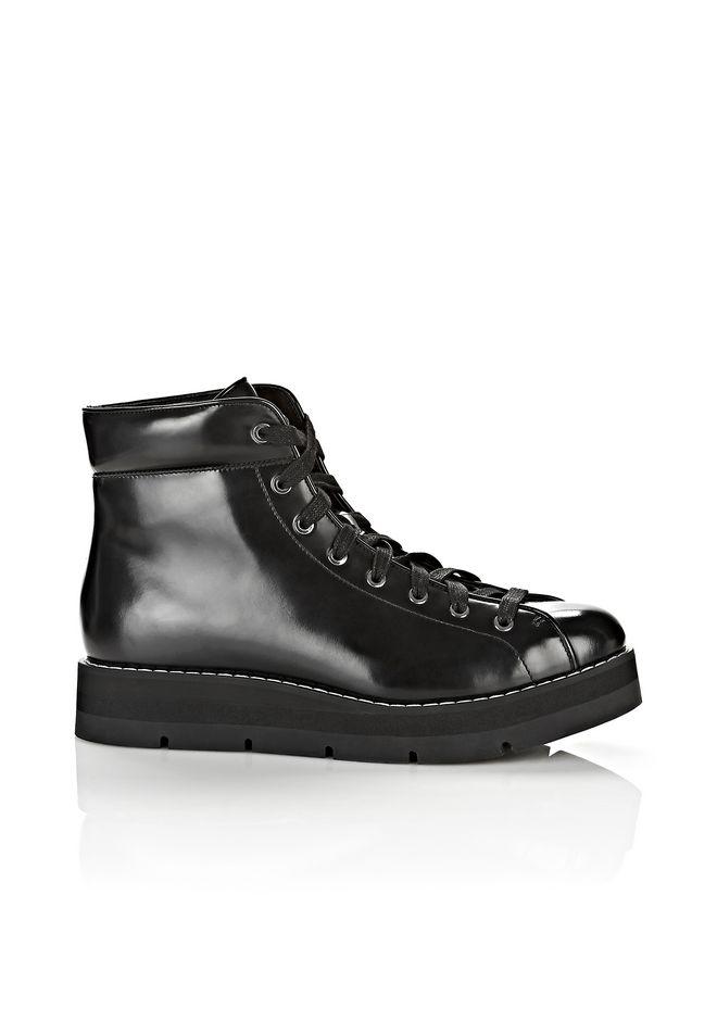 skytmeg.cf: alexander wang shoes. Alexander Wang leather sandal with chain detail. 2