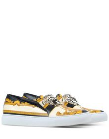 Low Sneakers & Tennisschuhe  - VERSACE