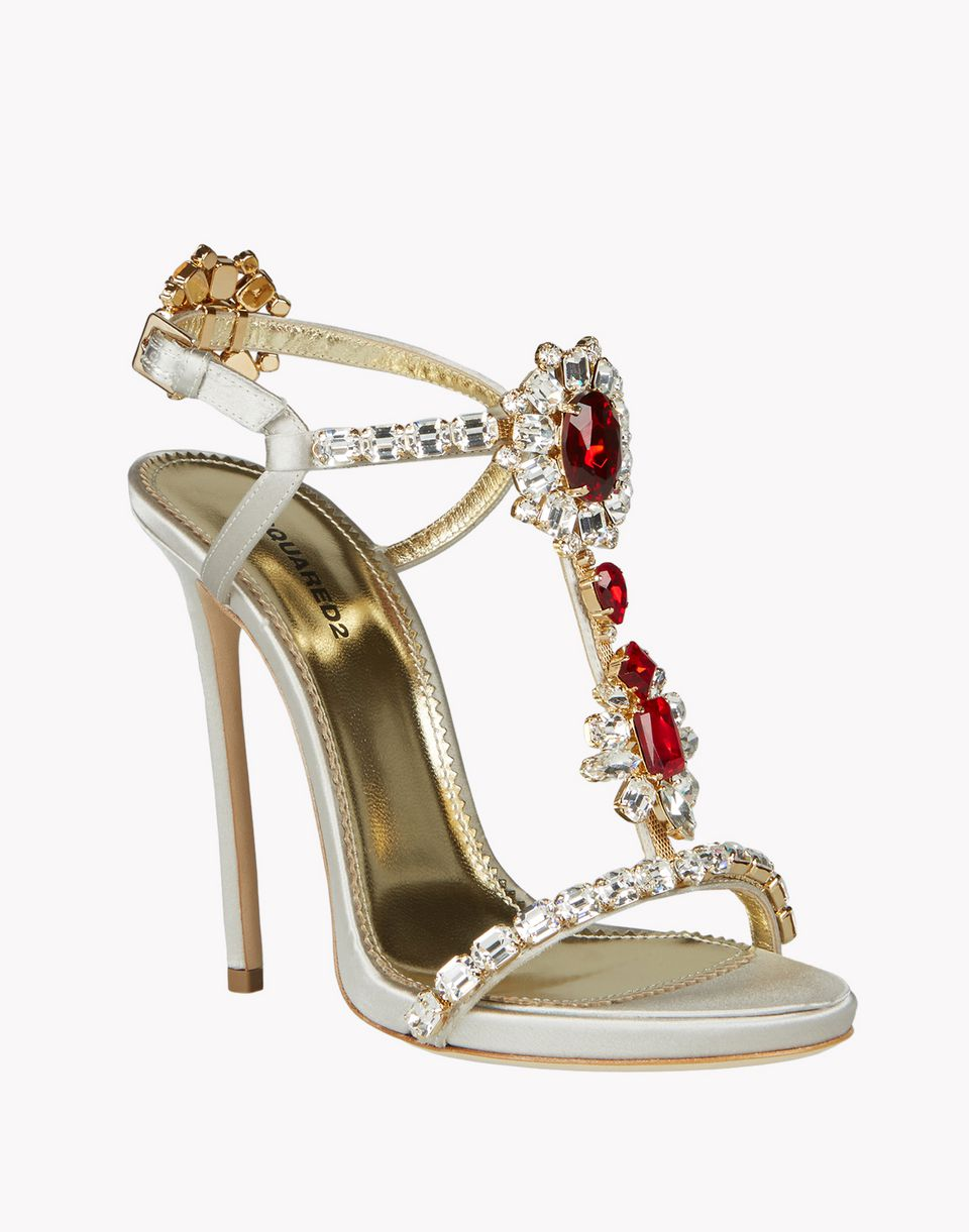 queen mary sandals shoes Woman Dsquared2