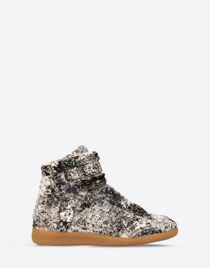 Future High Top sneakers in cowhide
