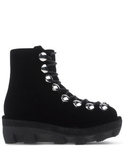 SAM LOW LACE-UP BOOT