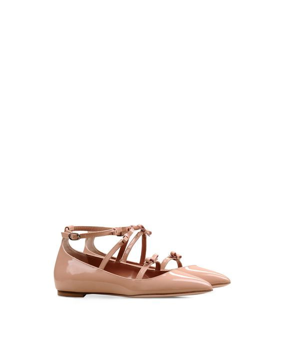 Red Valentino ankle strap ballerinas cheap price wMrhlal81m