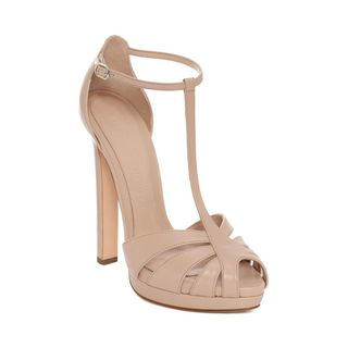 ALEXANDER MCQUEEN, Sandals, Cuba Calf Leather Chunky Sandal