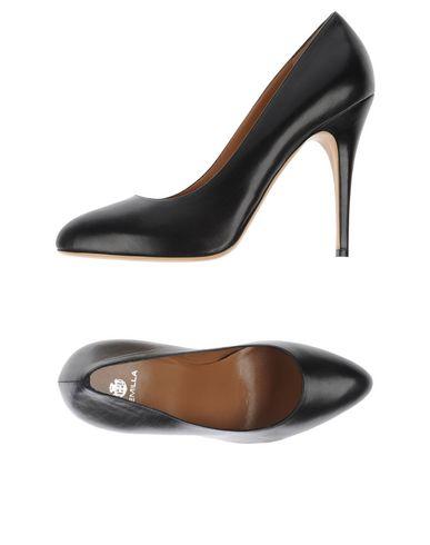 Туфли  Черный цвета