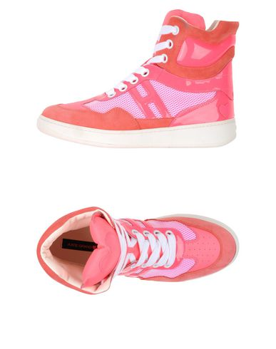 Foto KATIE GRAND LOVES HOGAN Sneakers & Tennis shoes alte donna