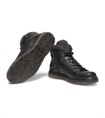 ERMENEGILDO ZEGNA: Ankle Boots  - 44931895MJ