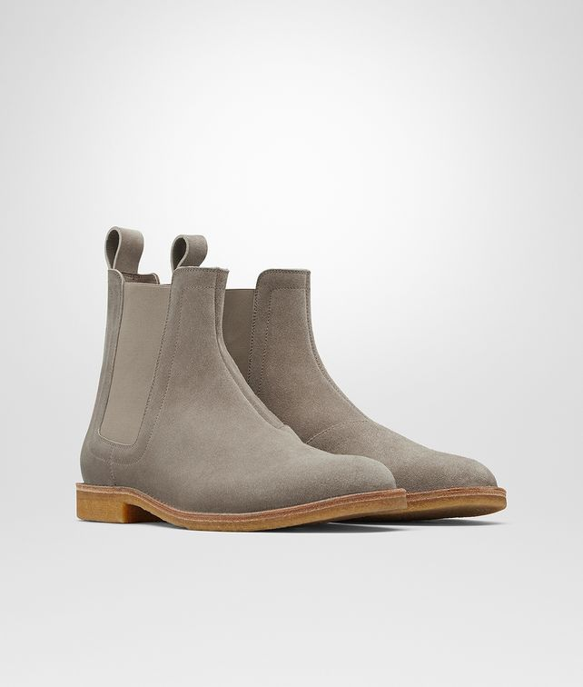 DESERT BOOT IN TOFFEE SUEDE