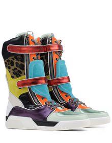 Sneakers et baskets montantes - DOLCE & GABBANA