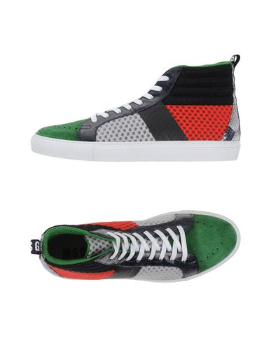 Foto MSGM Sneakers & Tennis shoes alte uomo