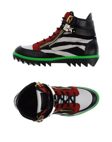 Foto GIUSEPPE ZANOTTI DESIGN Sneakers & Tennis shoes alte donna